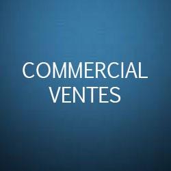 Commercial Ventes